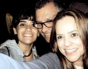 Laura y sus padres